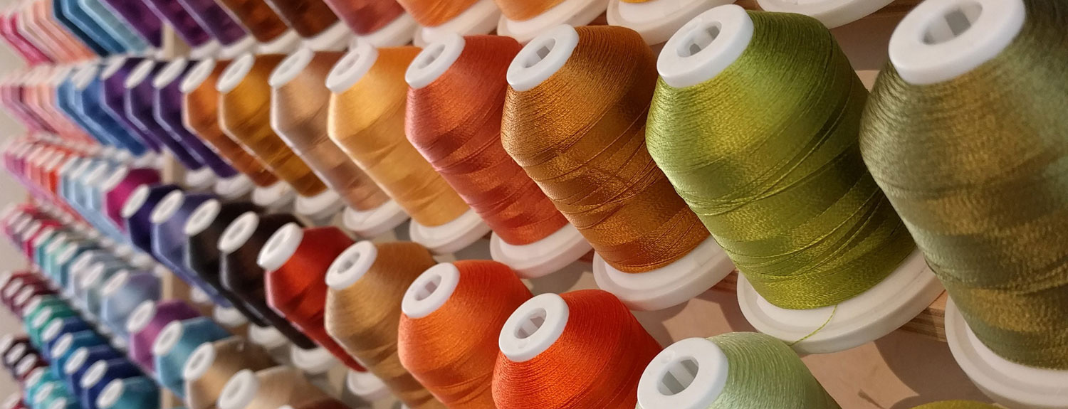 Rayon Embroidery Thread Colorwall Sew With Vision